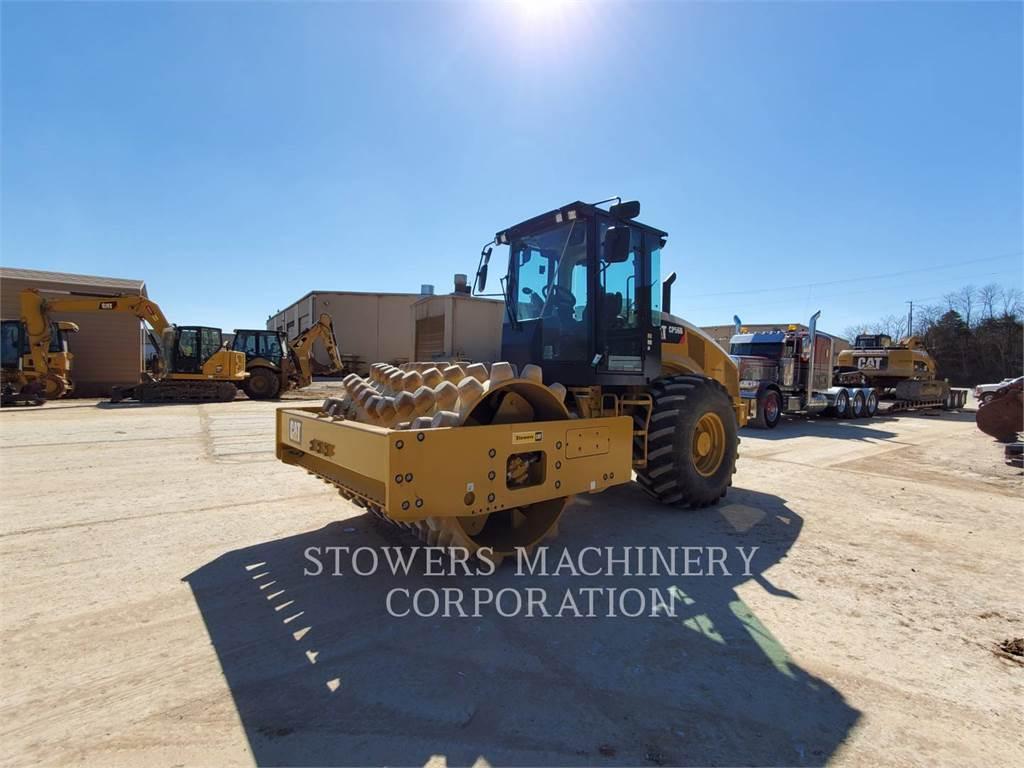 Caterpillar CP56, Compactors, Construction