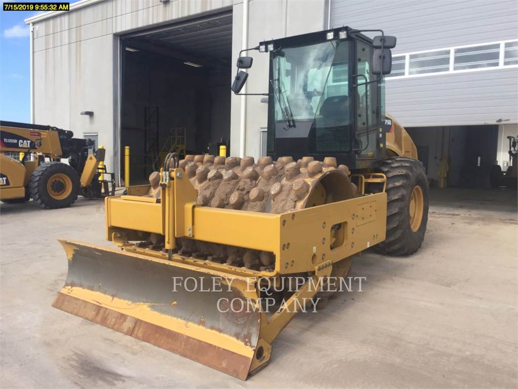Caterpillar CP56B, Compactors, Construction
