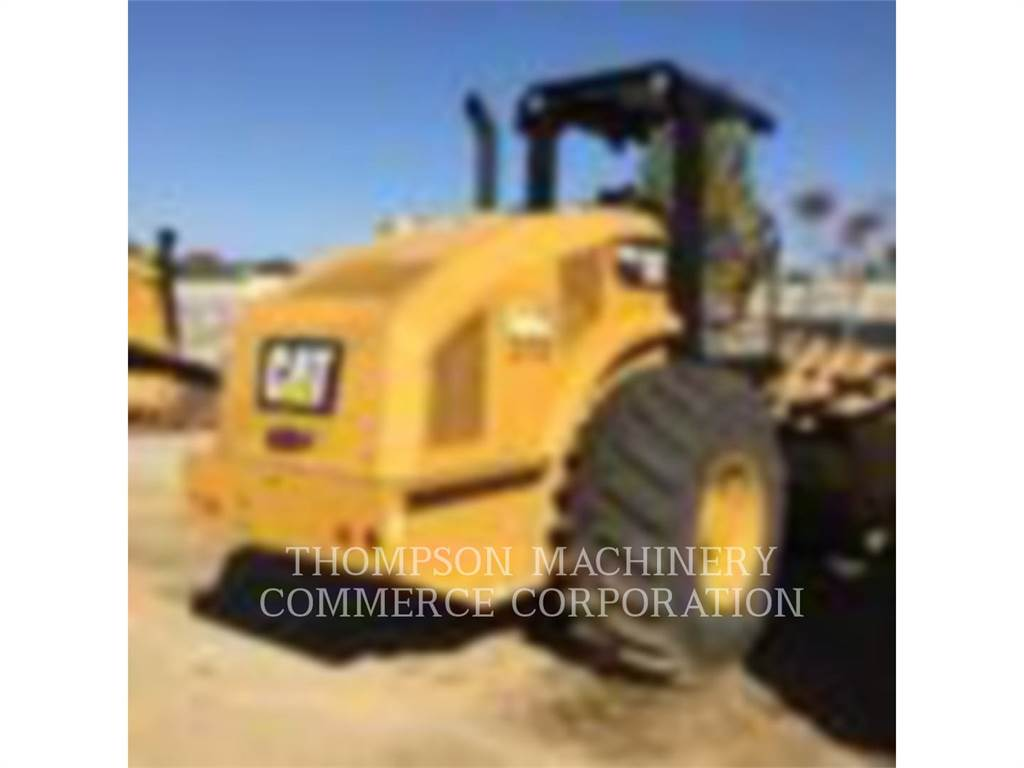 Caterpillar CP56B, Asphalt and Tar Sprayers and Sealers, Construction