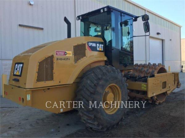 Caterpillar CP56B AC, Waste Compactors, Construction