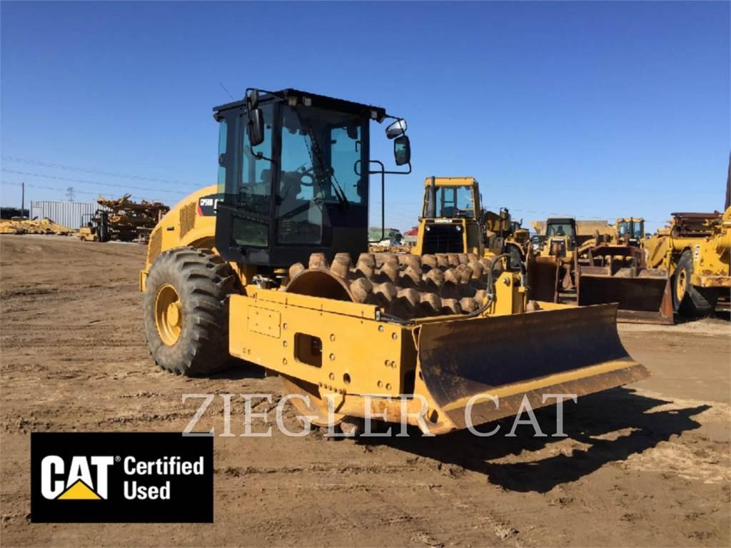 Caterpillar CP56B, Compactors, Constructii