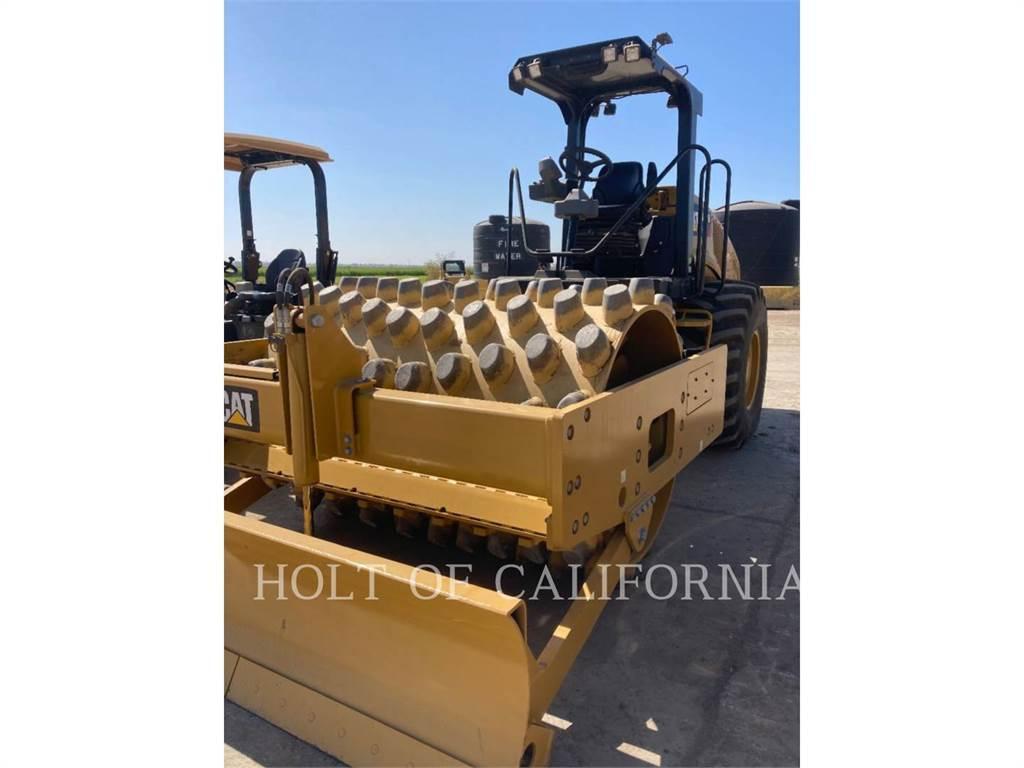 Caterpillar CP56B, Compactadores, Construcción