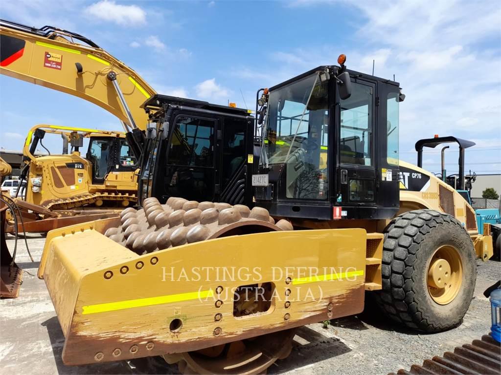 Caterpillar CP76, Walzenzüge, Bau-Und Bergbauausrüstung