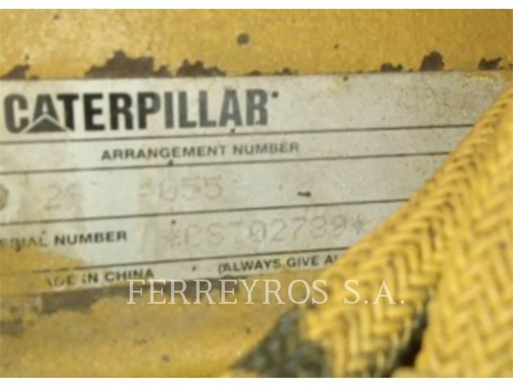 Caterpillar CS-533E, Rulli monotamburo, Attrezzature Da Costruzione