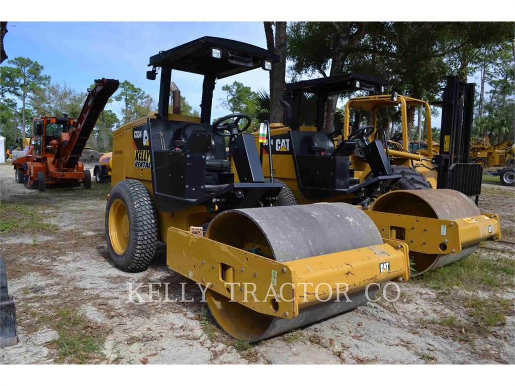 Caterpillar CS34, Walzenzüge, Bau-Und Bergbauausrüstung