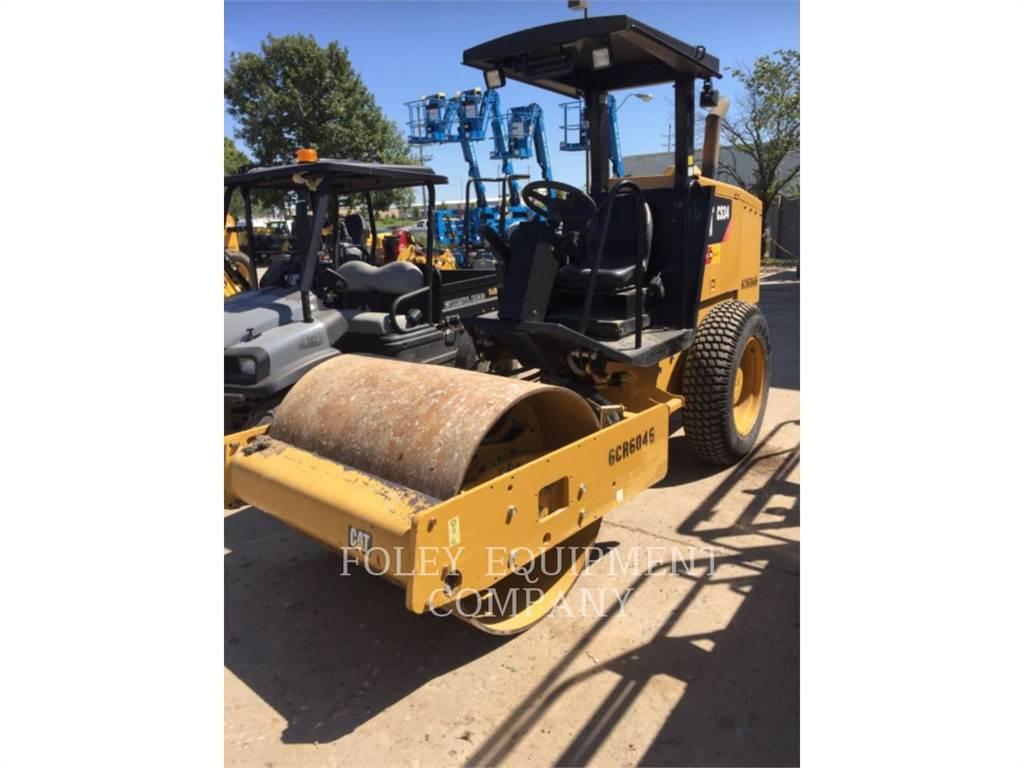 Caterpillar CS34, Compactors, Construction