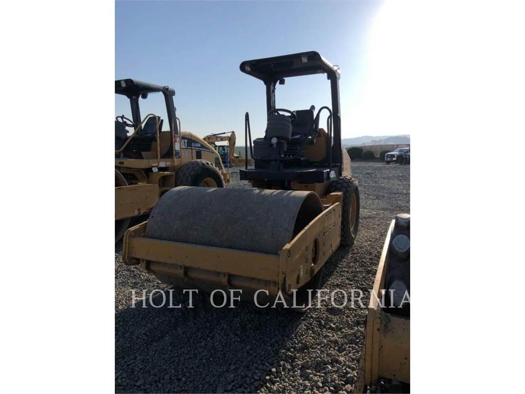Caterpillar CS44, Rozściełacze do asfaltu, Sprzęt budowlany