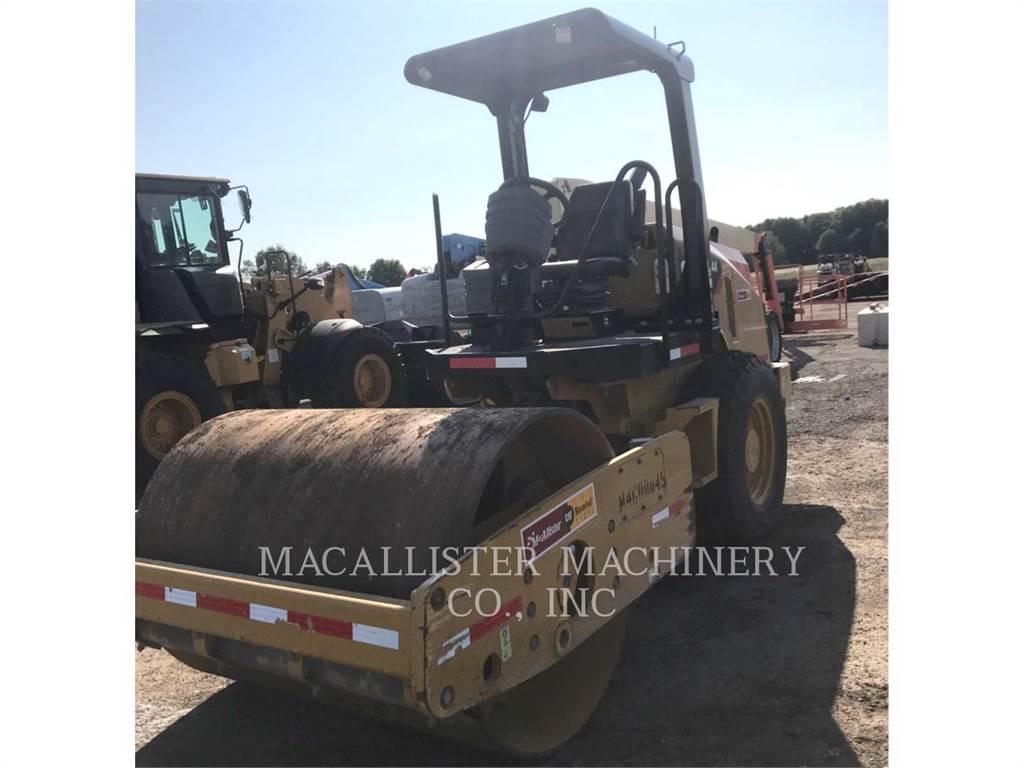 Caterpillar CS44, Rouleaux monocylindre, Équipement De Construction