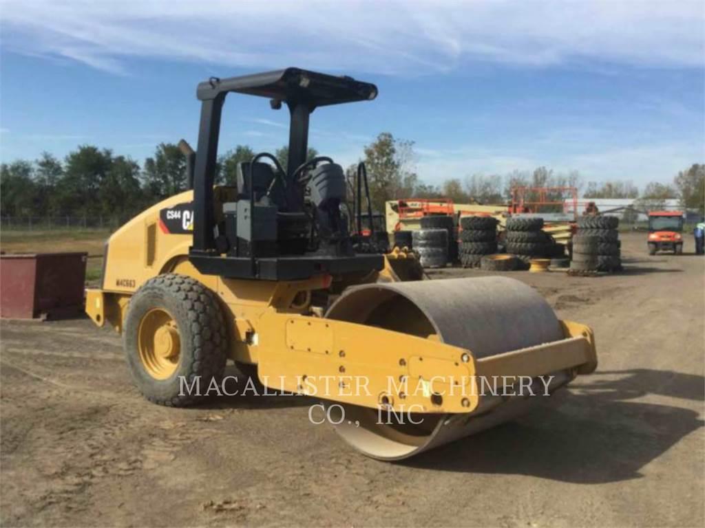 Caterpillar CS44, Walzenzüge, Bau-Und Bergbauausrüstung