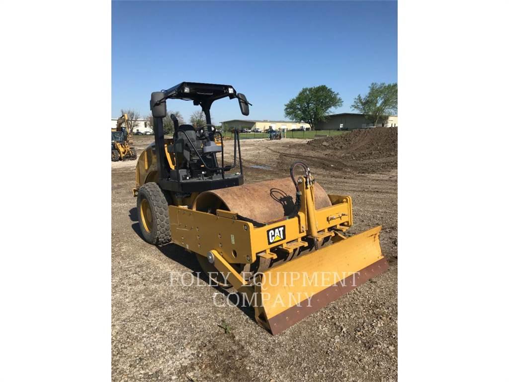 Caterpillar CS44B, Compactors, Construction
