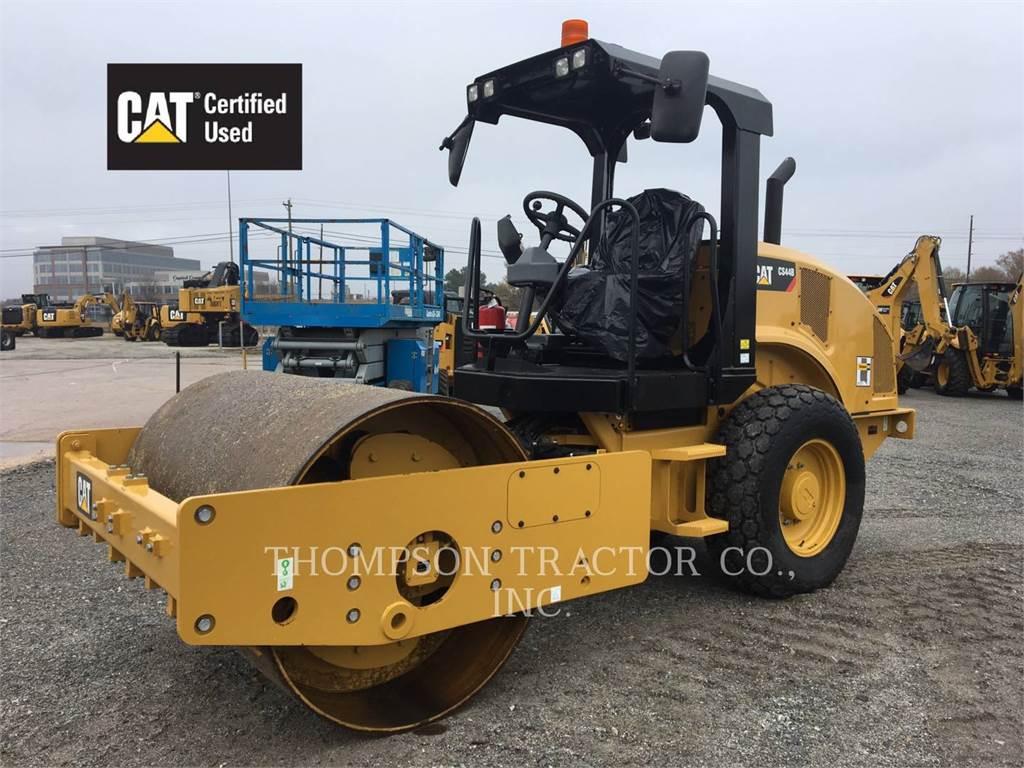 Caterpillar CS44B, Walzenzüge, Bau-Und Bergbauausrüstung