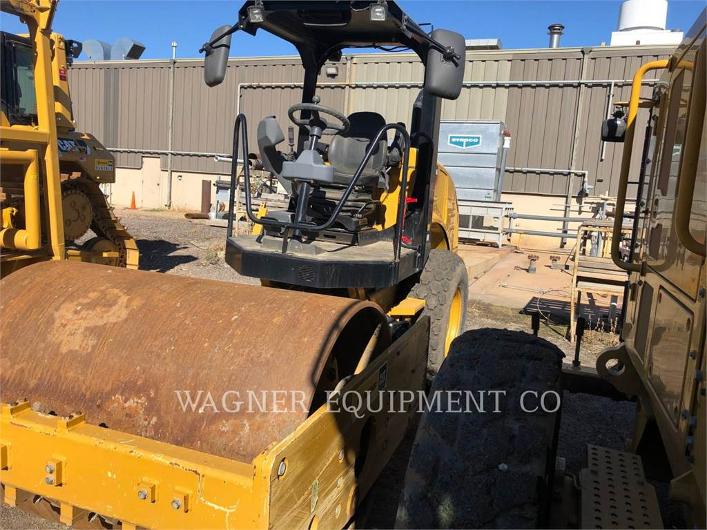 Caterpillar CS44B, Compactors, Construction