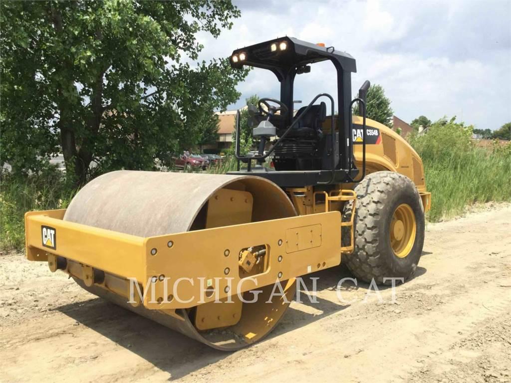 Caterpillar CS54B, Walzenzüge, Bau-Und Bergbauausrüstung