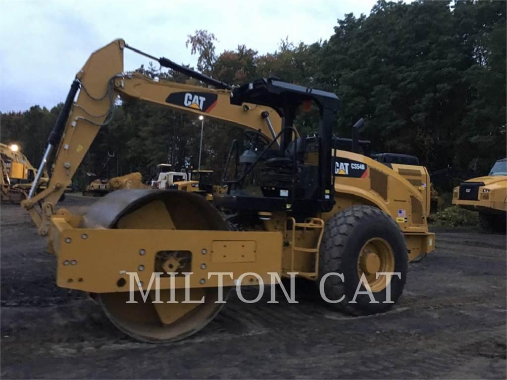 Caterpillar CS54B, Compactors, Construction