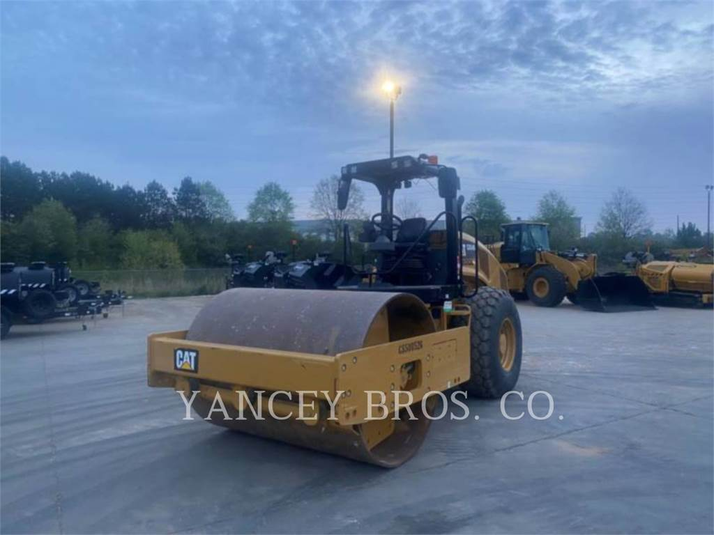 Caterpillar CS54B, Compactors, Construction