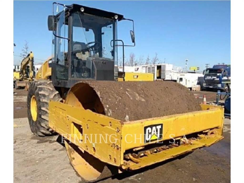 Caterpillar CS54BLRC, Compactors, Construction