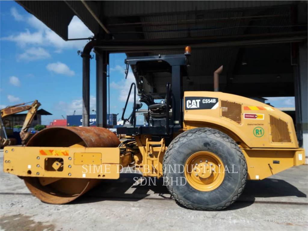 Caterpillar CS54BLRC, Walzenzüge, Bau-Und Bergbauausrüstung