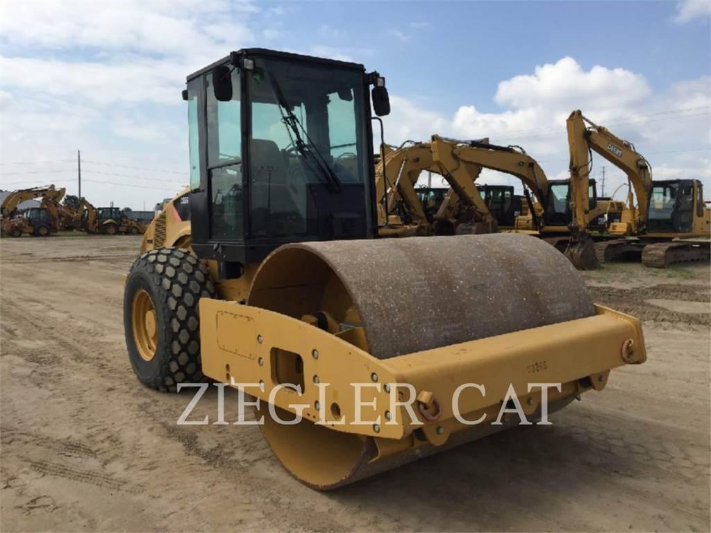 Caterpillar CS56, Walzenzüge, Bau-Und Bergbauausrüstung