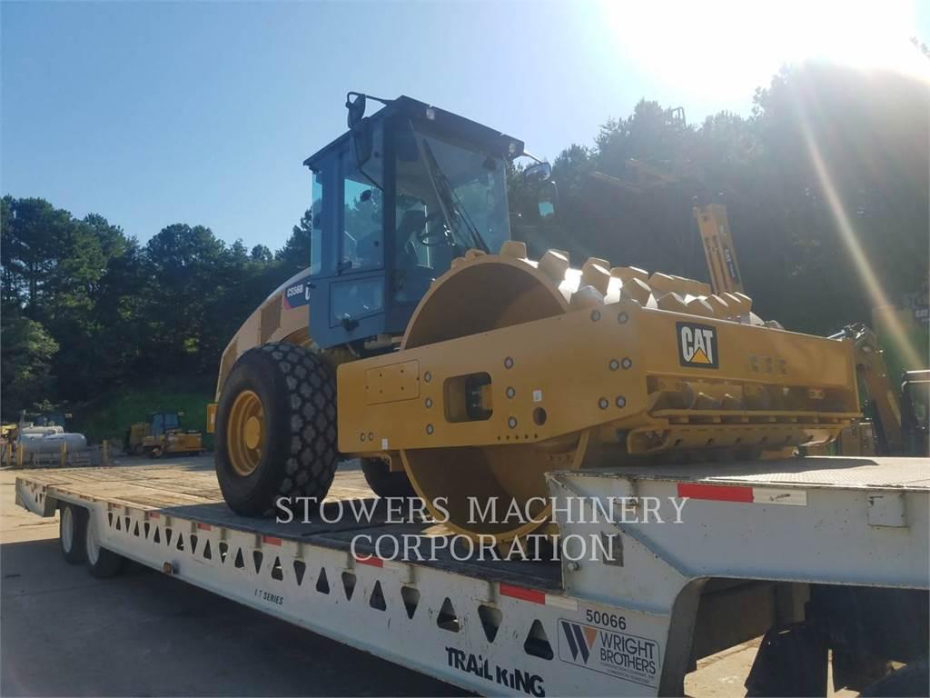Caterpillar CS56, Compactors, Constructii