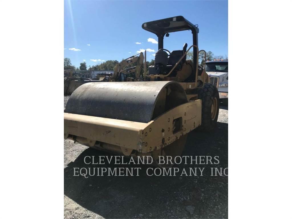 Caterpillar CS56, Compactadores, Construcción