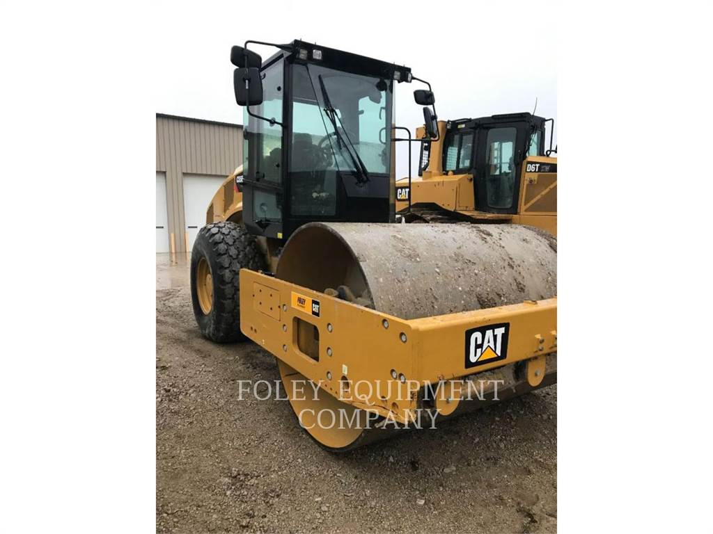 Caterpillar CS56B, Compactors, Construction