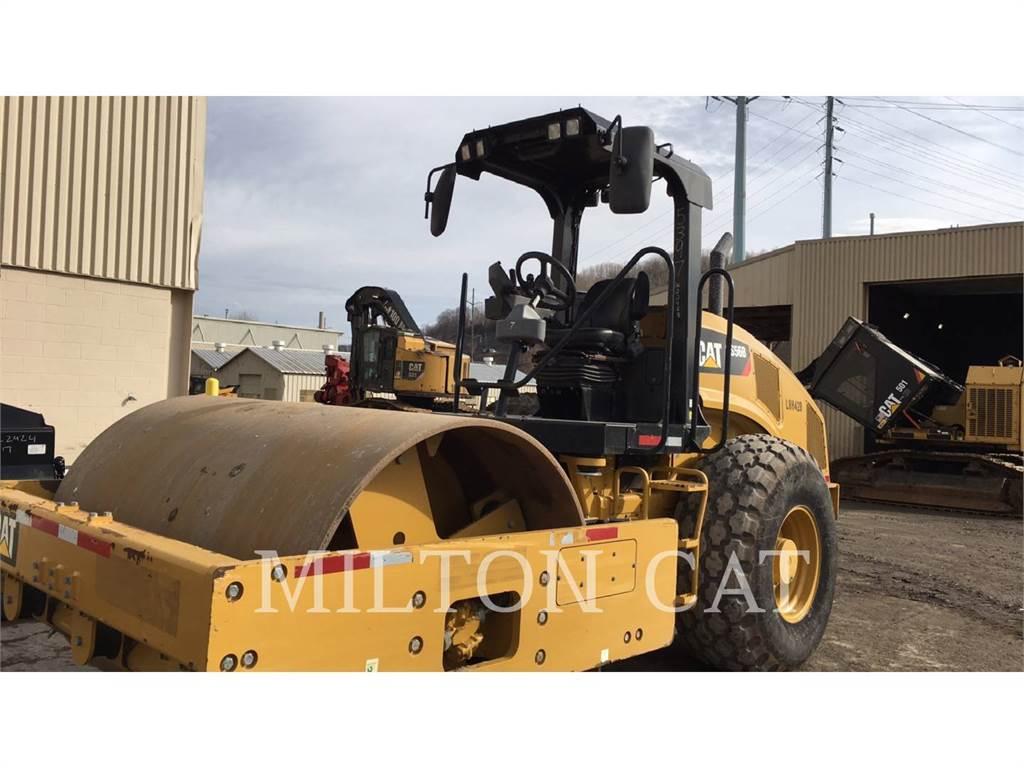 Caterpillar CS56B, Müllverdichter, Bau-Und Bergbauausrüstung