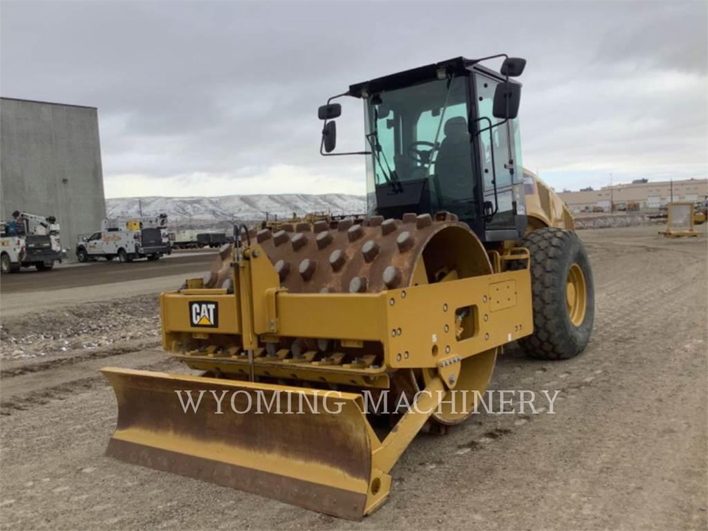 Caterpillar CS56B, Compactors, Construction