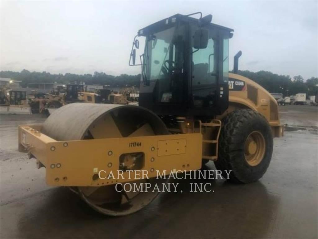 Caterpillar CS56B AC, Compacteurs, Équipement De Construction