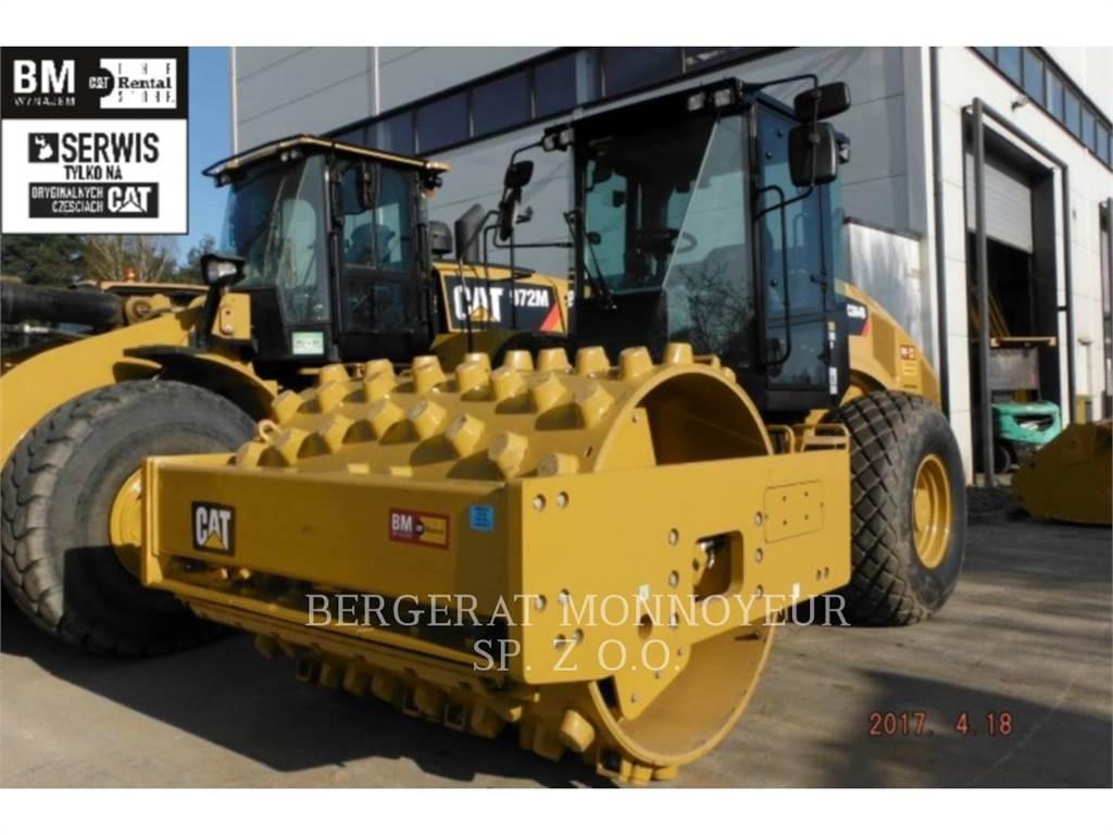 Caterpillar CS64B, Walzenzüge, Bau-Und Bergbauausrüstung