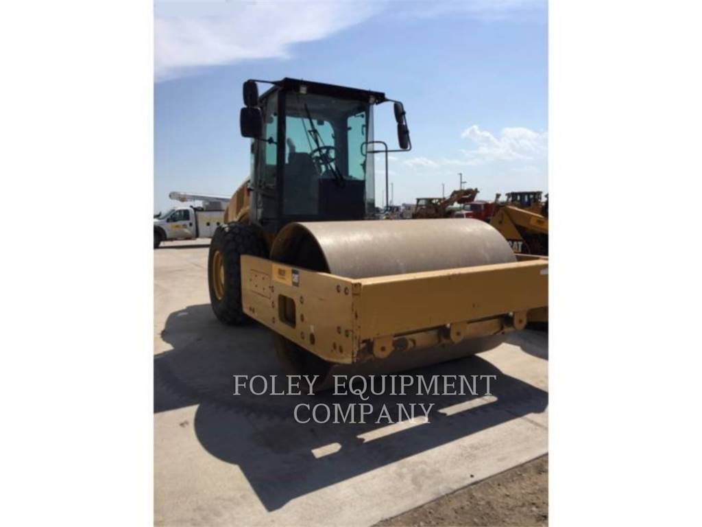 Caterpillar CS64B, Compactors, Construction