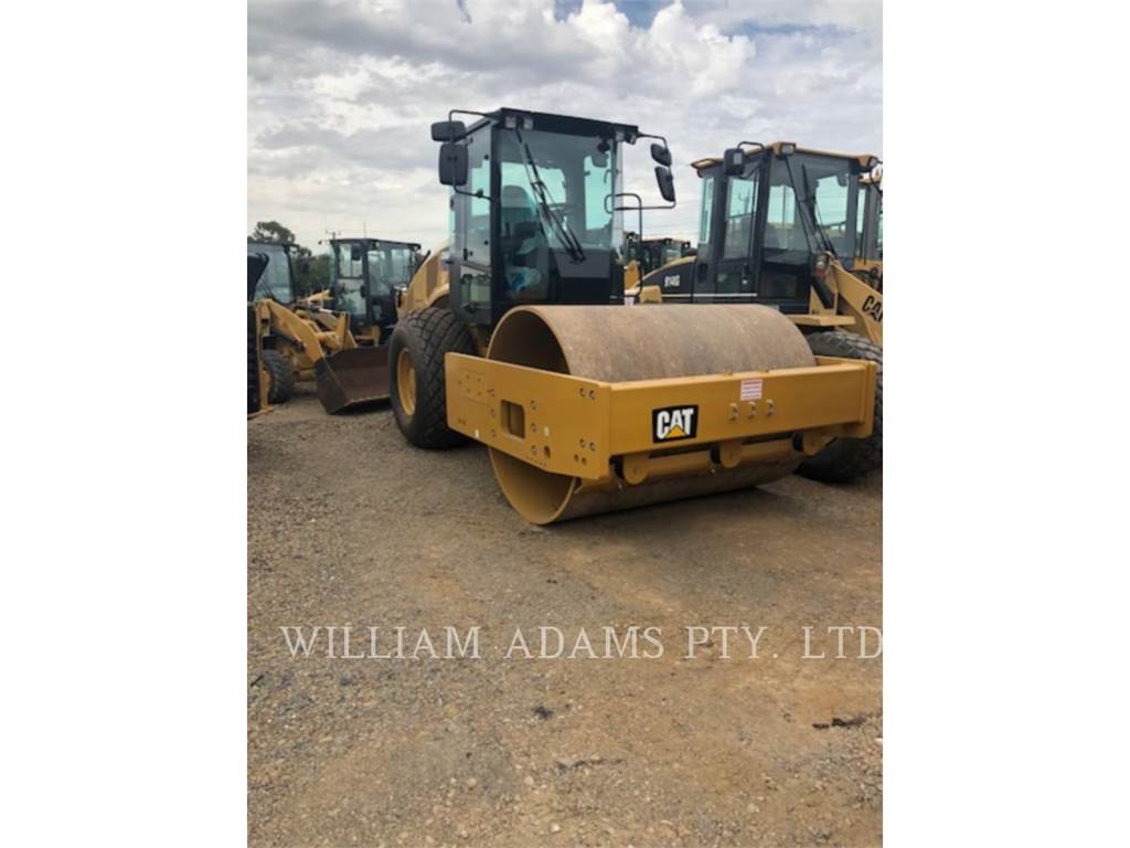 Caterpillar CS66B, Compactors, Construction
