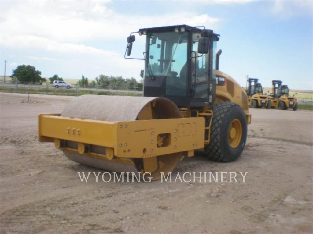 Caterpillar CS66B、土壤压实机、建筑设备