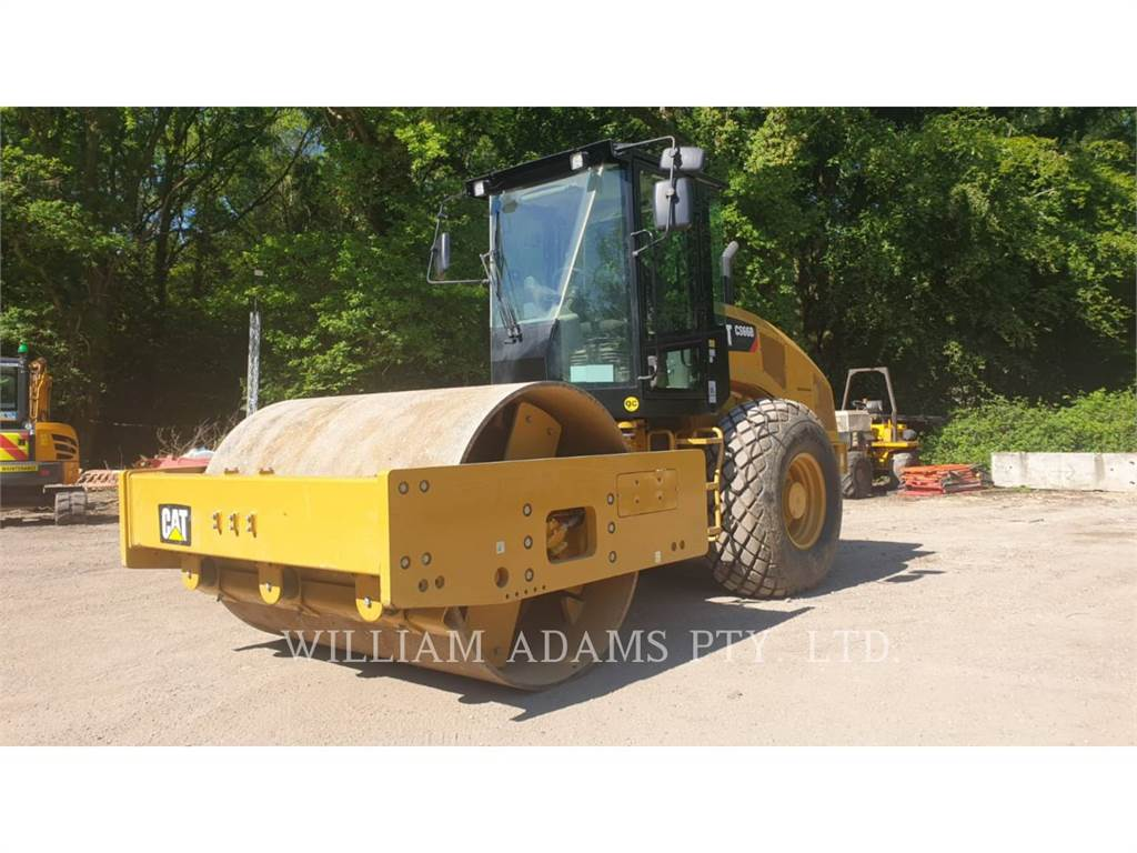 Caterpillar CS66B, Compactors, Construction