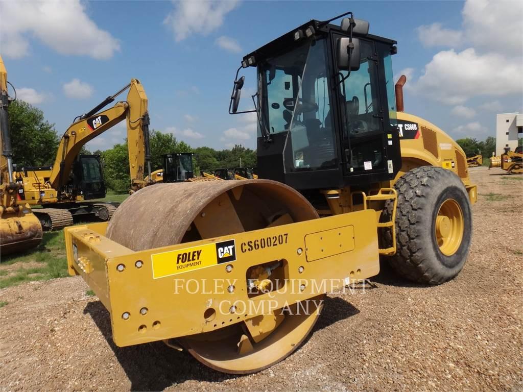 Caterpillar CS66B, Walzenzüge, Bau-Und Bergbauausrüstung