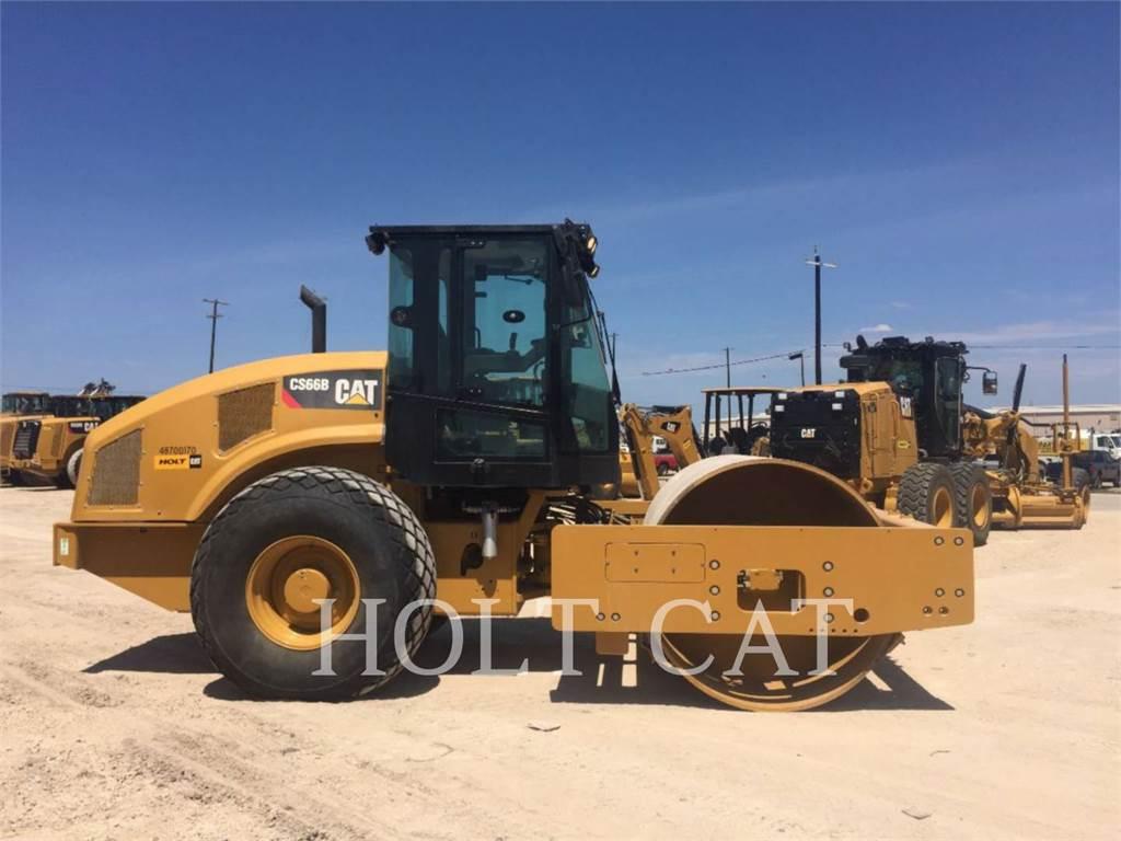 Caterpillar CS66B CAB, Walzenzüge, Bau-Und Bergbauausrüstung