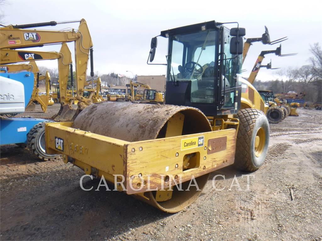 Caterpillar CS66B CB, Асфальтовые двухвальцовые катки, Строительное
