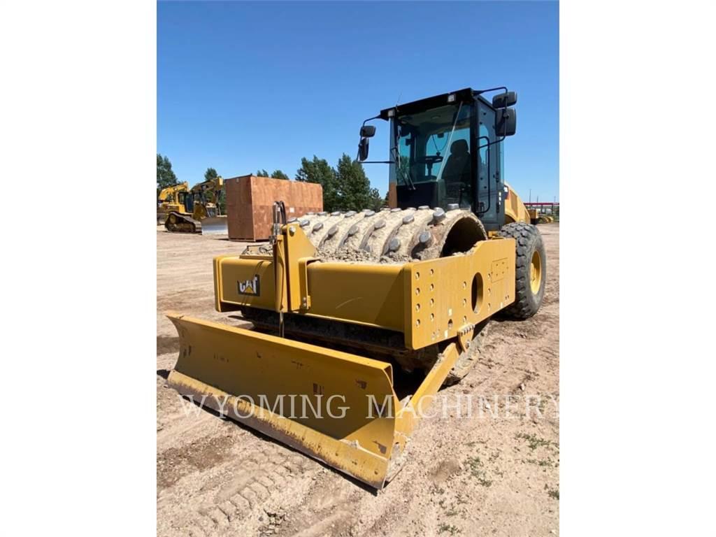 Caterpillar CS68B, Compactors, Constructii