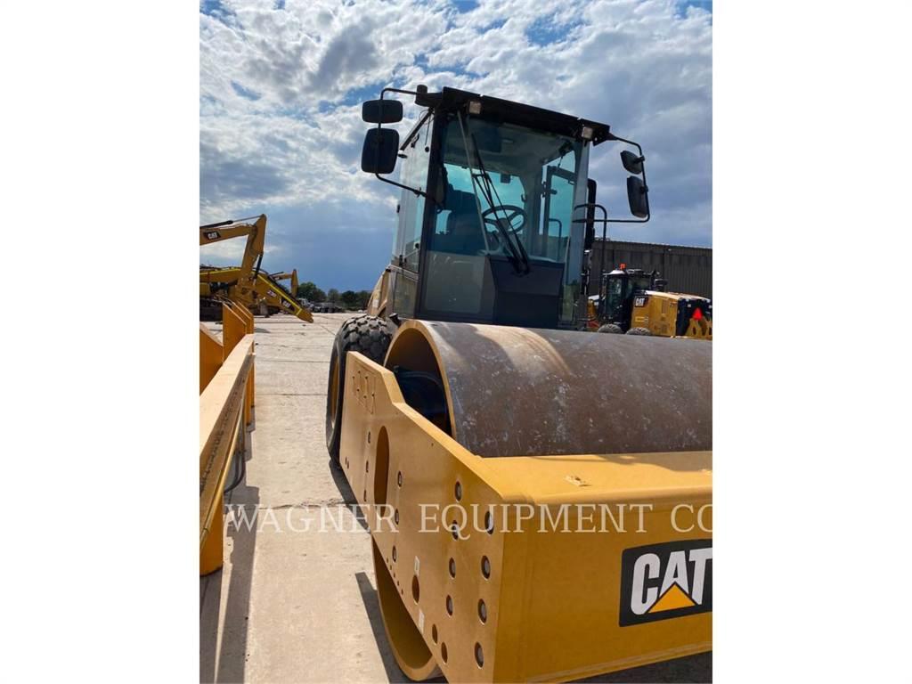 Caterpillar CS74B, Compactadores, Construcción