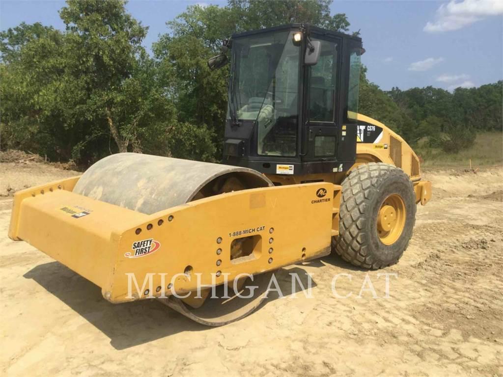 Caterpillar CS76, Walzenzüge, Bau-Und Bergbauausrüstung