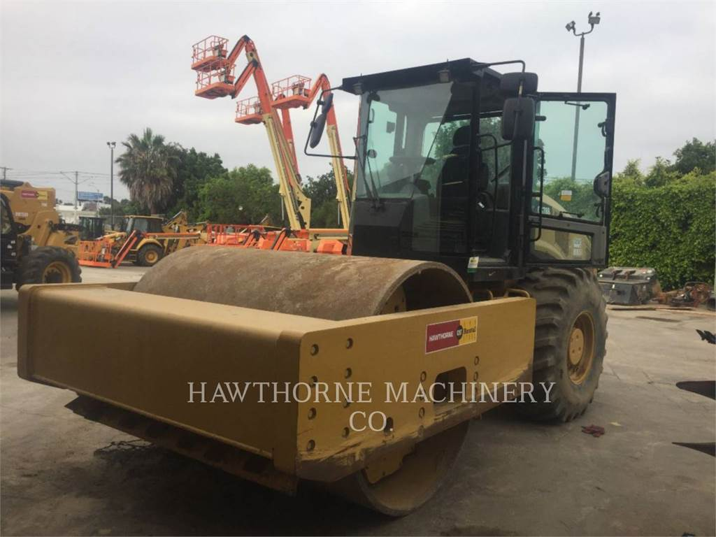 Caterpillar CS78B SM, Compactors, Construction