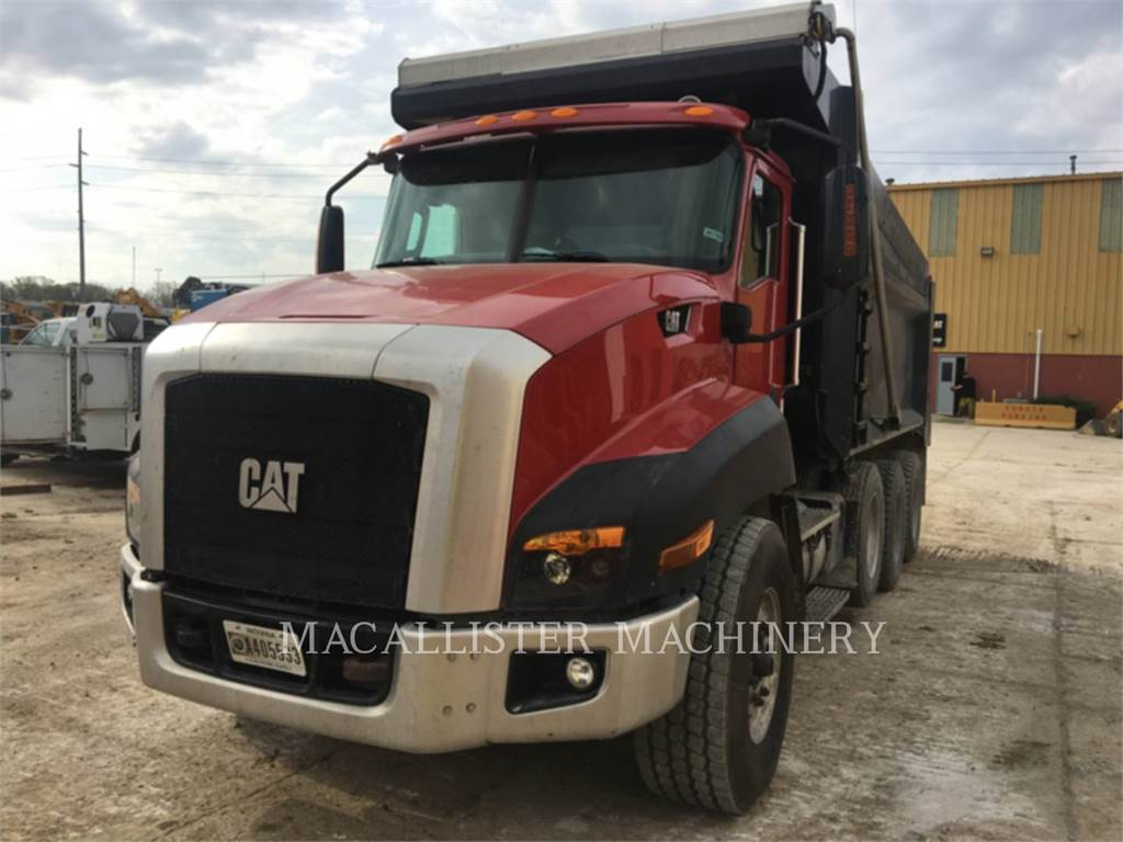 Caterpillar CT660, camiones de carreter, Transporte