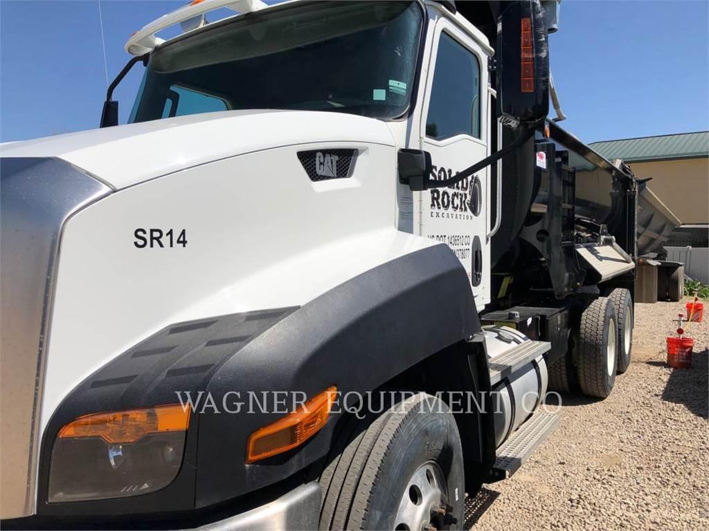 Caterpillar CT660, on highway trucks, Transport