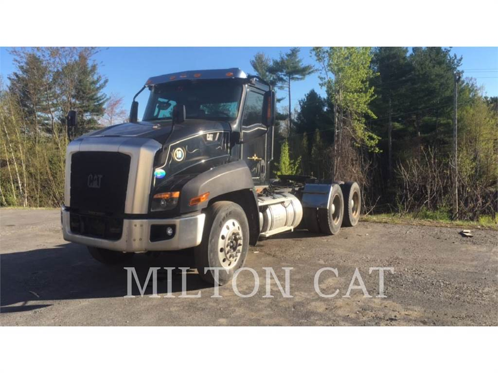 Caterpillar CT660 S HT, on-highway trucks, Vervoer