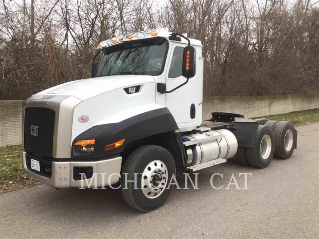 Caterpillar CT660 T13A6, on highway trucks, Transport
