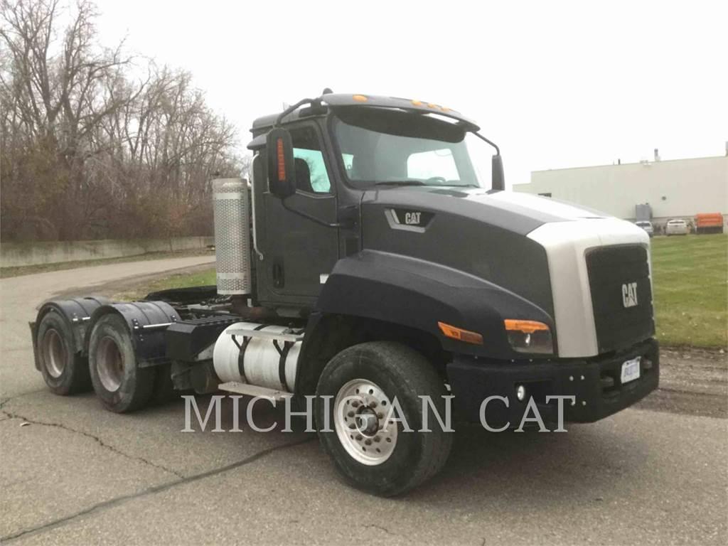 Caterpillar CT660 TS13M18, on highway trucks, Transport