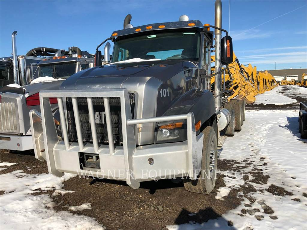 Caterpillar CT660L, camions routiers, Transport