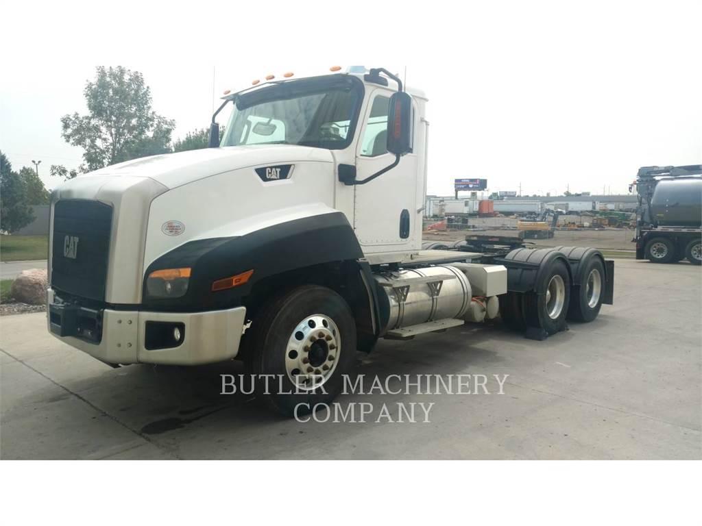 Caterpillar CT660S, on highway trucks, Transport