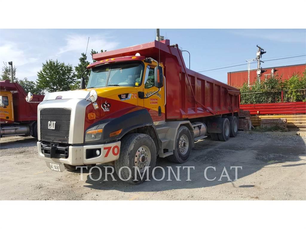 Caterpillar CT660S, Outros Caminhões Usados, Transporte