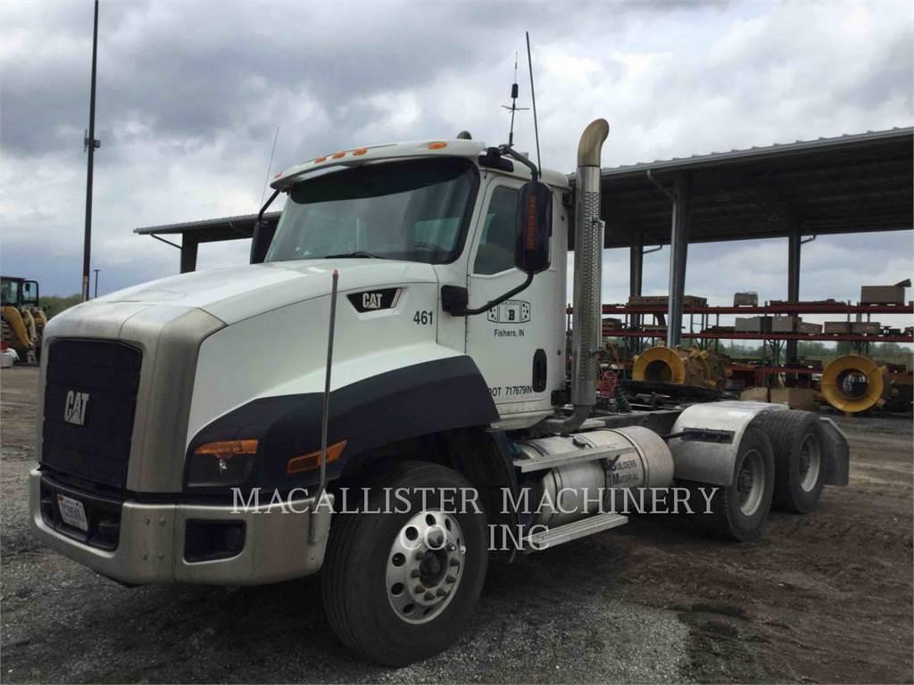 Caterpillar CT660S, on-highway trucks, Vervoer