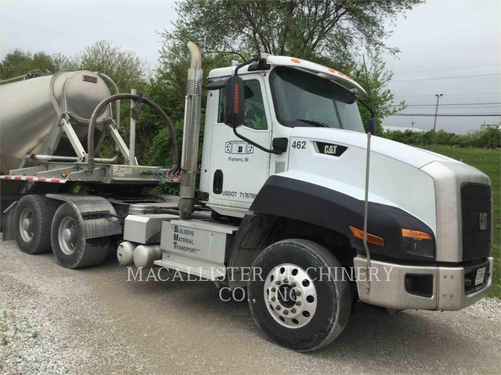 Caterpillar CT660S, ciężarówki drogowe, Transport